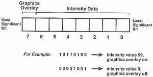 Conceptual Representation Of Pixel Information Storage  A