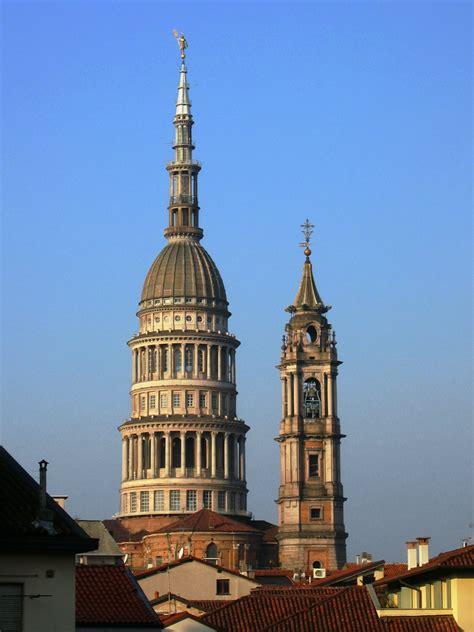 cupola di san gaudenzio novara basilica di san gaudenzio canologia