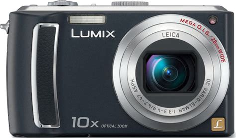 panasonic new tz series lumix gets 28mm wide angle with 10x optical zoom range slashgear