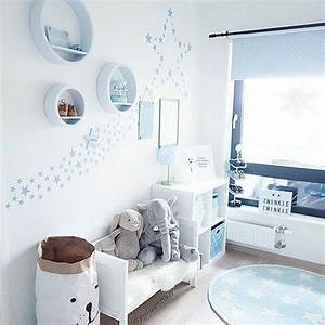 Kinderzimmer Ideen Junge : babyzimmer gestalten ideen junge ~ Frokenaadalensverden.com Haus und Dekorationen