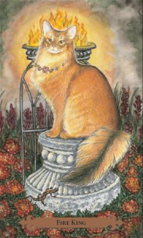 mystical cats tarot reviews images aeclectic tarot