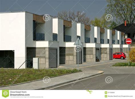 Moderne Häuser Zu Verkaufen by Neue Moderne H 228 User Stockfoto Bild Wohn Stra 223 E