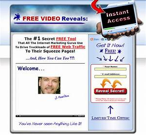 video lead capture pages customize personal video lead With free lead capture page templates