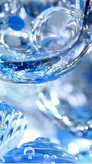 3D blue water drops - HD wallpaper Wallpaper Download ...