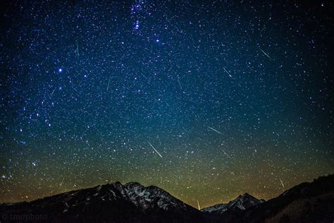 10 tips for photographing meteor showers - Photographing Meteor Showers