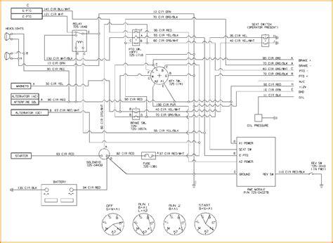 Cub Cadet Wiring Diagram Series Free