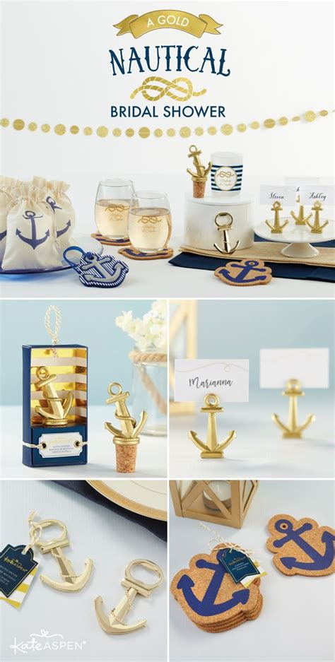 Nautical Themed Bridal Shower - 48 best nautical bridal shower ideas images on