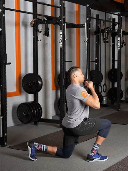 Kettlebell Workout Total Ladder Moves Swings Routines
