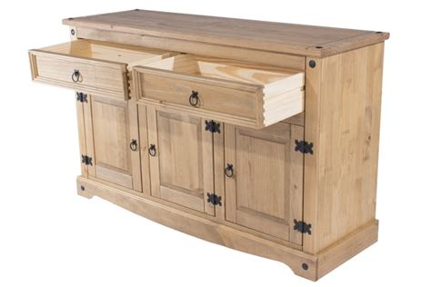 Corona Medium Sideboard by Abdabs Furniture Corona Pine Medium Sideboard
