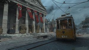 call  duty wwii test des  maps du mode multiplayer