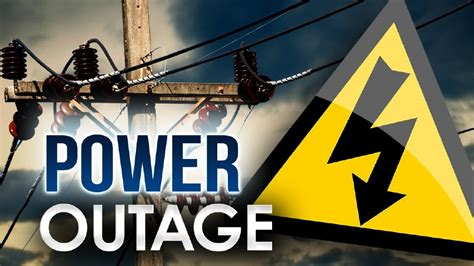 johnson linn county power outage caused  equipment