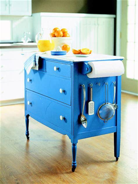 diy dresser into kitchen island 12 freestanding kitchen islands the inspired room 8748