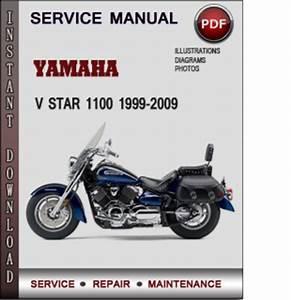 Yamaha V Star 1100 1999