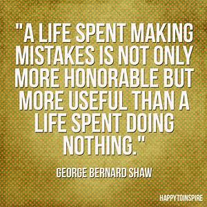 Making Mistakes Quotes About Life. QuotesGram