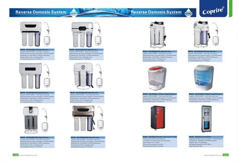 Kk-ro50g-f Reverse Osmosis Water Filter System Rust Cover