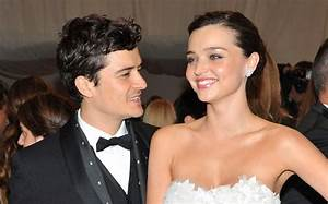 Orlando Bloom's mother speaks out over Miranda Kerr split ...