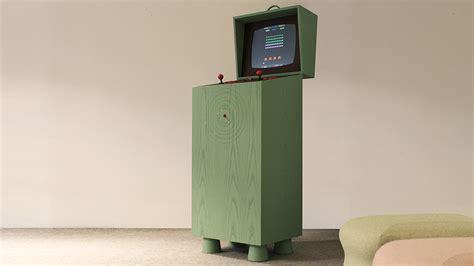 build arcade cabinet plans a retro futuristic arcade cabinet that plays equally retro