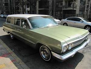 Every Option  1963 Chevrolet Bel Air Wagon