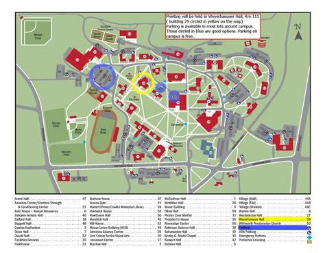 Whitworth University Campus Map.Information About Whitworth University Campus Map Yousense Info