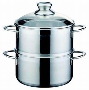 Cuit Vapeur Inox : articles de cuisine de la marque gsw la casserolerie ~ Melissatoandfro.com Idées de Décoration
