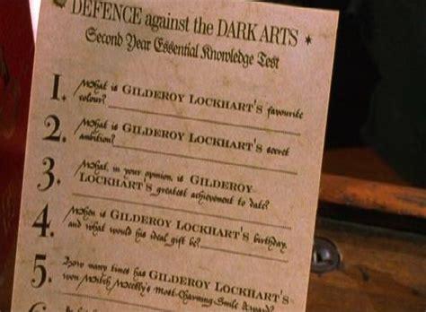 defence   dark arts  year essential