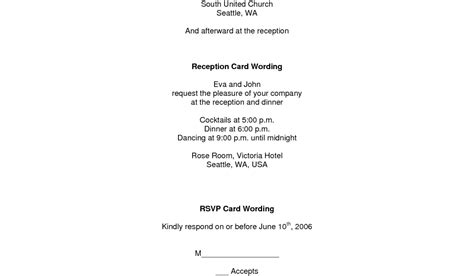 Wedding Proper Invitation Wording Examples Ideas Abou With
