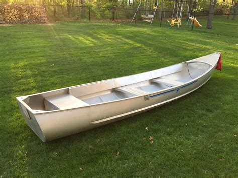 Aluminum Boat Trailer Pros And Cons by Grumman Sport Canoe Images