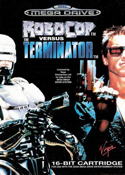 robocop  terminator comicritico