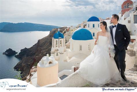 Santorini Weddings, Vow Renewal