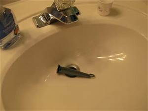 Use it up wear it out make it do or do without fix your for Bathroom sink stopper broken