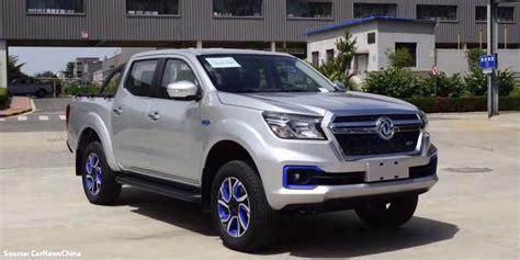 dongfeng nissan bringt neuen elektro pickup  china