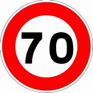Limitation De Vitesse En France : fichier france road sign b14 70 svg wikip dia ~ Medecine-chirurgie-esthetiques.com Avis de Voitures