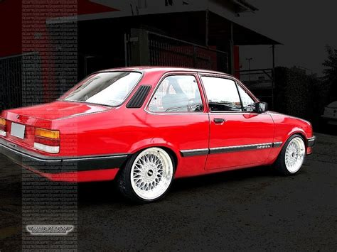chevette rebaixado rodas bbs aro 17 specialcars carros antigos e especiais and
