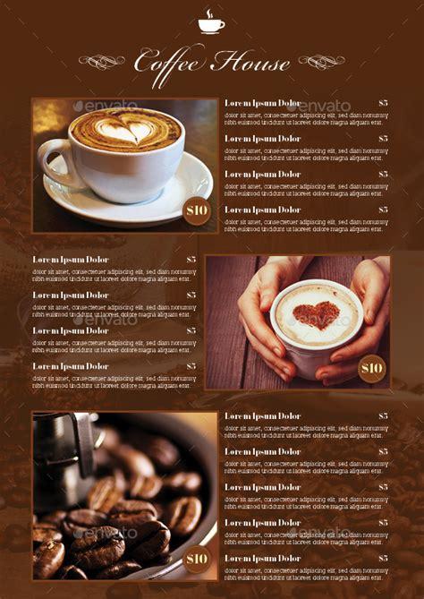 coffee flyer template  avindaputri graphicriver