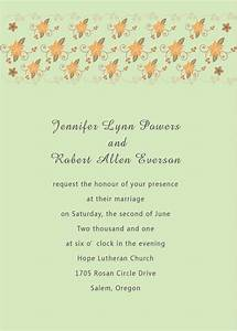 wedding invitations in spanish text wedding invitation With samples of wedding invitation messages