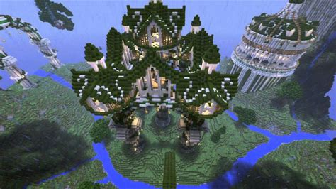aandovale grove pc converted map minecraft ps3 ps4 map