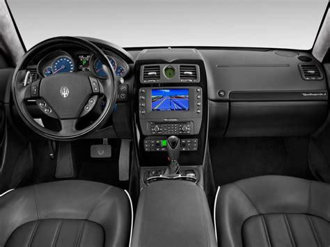 maserati levante dashboard image 2012 maserati quattroporte 4 door sedan