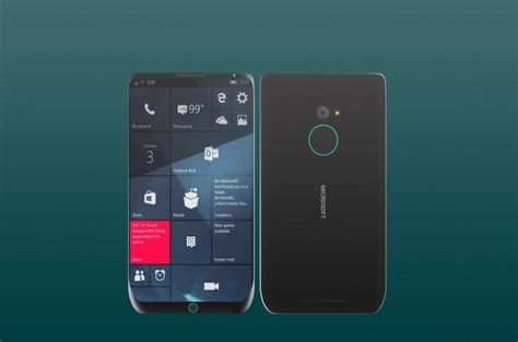 microsoft smartphone concept 2016 edition has some interesting traits concept phones