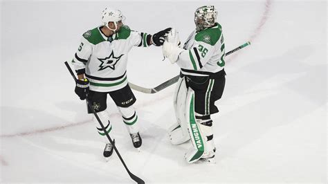 7-goal surges push Avalanche and Stars into 2nd-round series