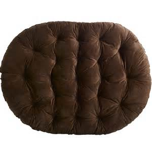 chair design pier 1 double papasan chair cushion