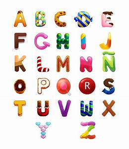Candy alphabet by cantonr on deviantart for Candy alphabet letters