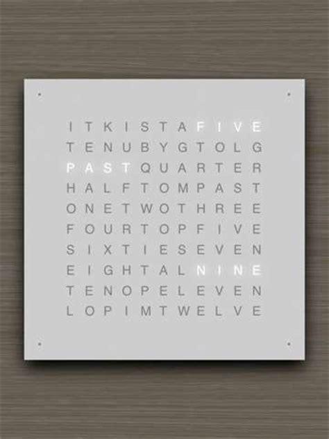 tablet timpiece apps letter clock