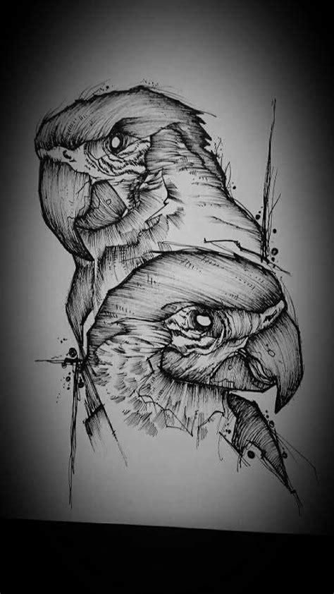 25+ Cute Parrot Tattoo Designs