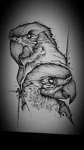 25 parrot designs