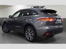 MILCAR Automotive Consultancy » JAGUAR FPACE 4