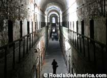 eastern state penitentiary tours philadelphia pennsylvania