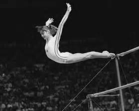 50 stunning olympic moments no5 nadia comaneci scores a