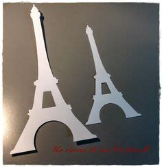 eiffel tower pattern use the printable outline for crafts creating stencils scrapbooking and