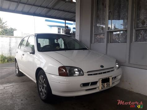 toyota starlet ep  sale  rs vacoas