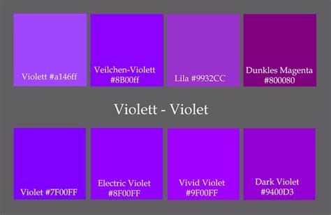 purple colors names nordljus purple green